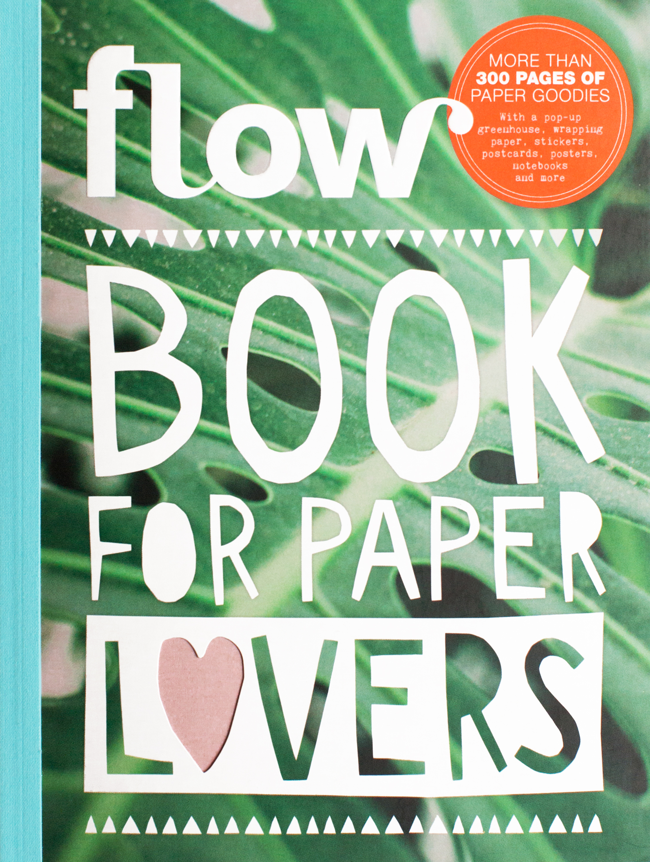Flow Book for Paper Lovers
