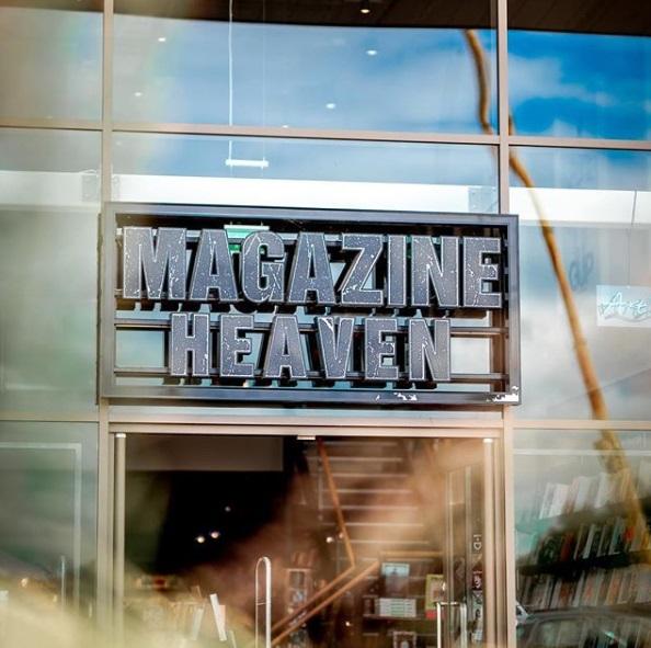 Magazine Heaven Website Launch!