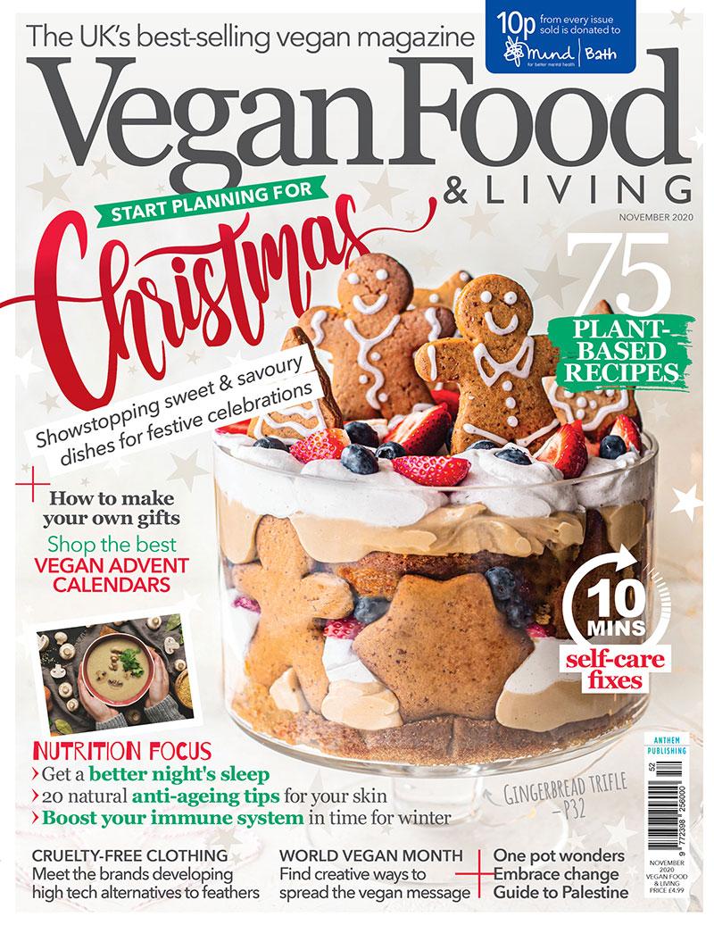 Vegan Food & Living: November 2020