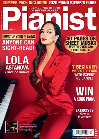 Pianist Magazine Releases Bumper Holiday Issue