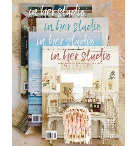 In Her Studio