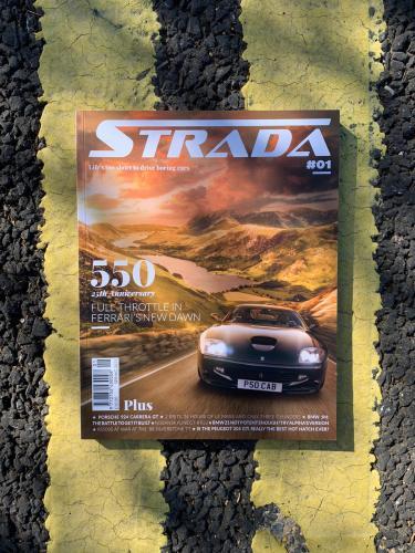 Strada Magazine