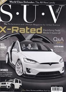 S.U.V Magazine