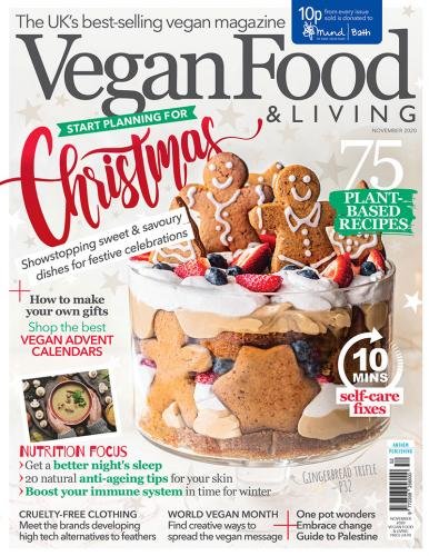 Vegan Food & Living: November 2020