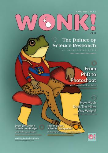 The New Science Magazine